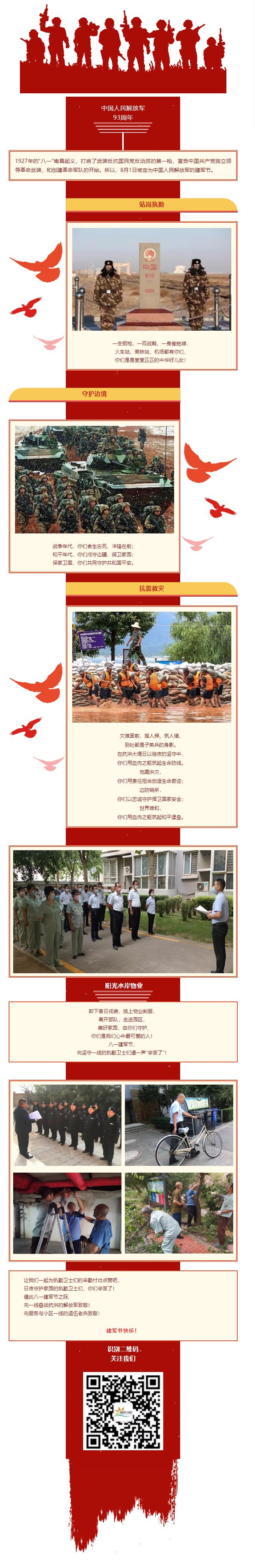 建军节 _ 中国人民解放军93周年快乐,不忘初心砥砺前行!.png